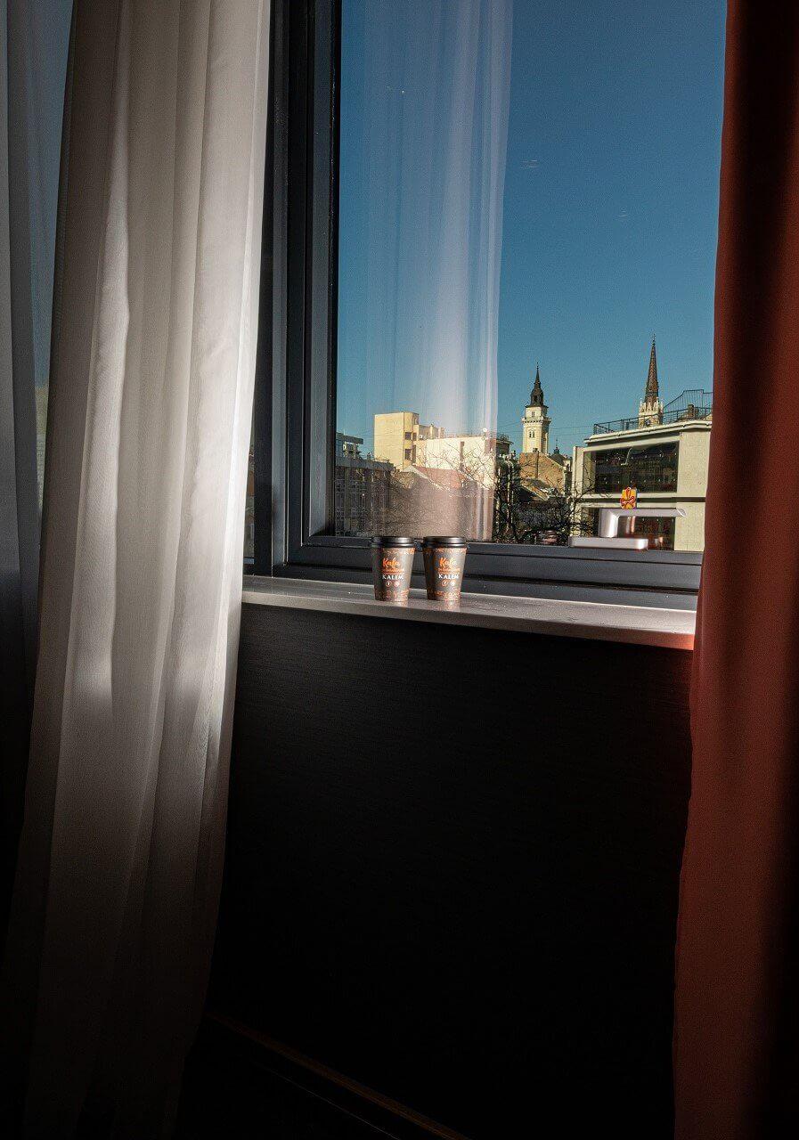 Dvokrevetna soba u Hotelu Pupin
